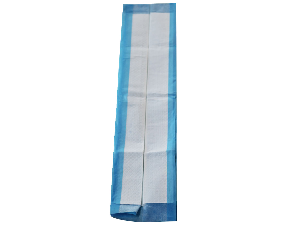Hospital Medical Adult Diapers Disposable Under Pad Bed Sheet Soft Incontinence Underpads for Baby Care